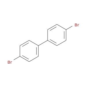Brc1ccc(cc1)c1ccc(cc1)Br
