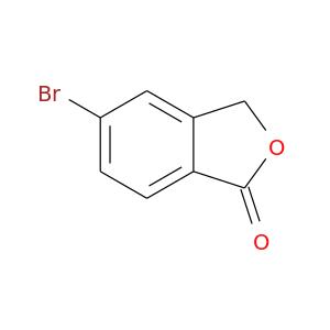 Brc1ccc2c(c1)COC2=O