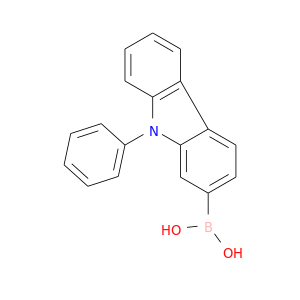 OB(c1ccc2c(c1)n(c1ccccc1)c1c2cccc1)O