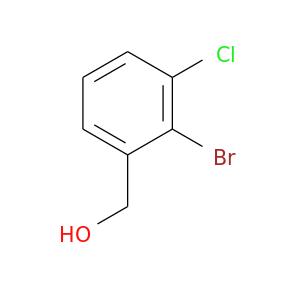 OCc1cccc(c1Br)Cl
