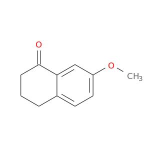 COc1ccc2c(c1)C(=O)CCC2