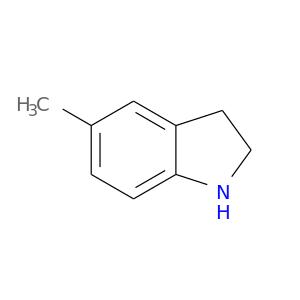 Cc1ccc2c(c1)CCN2