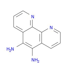 Nc1c(N)c2cccnc2c2c1cccn2