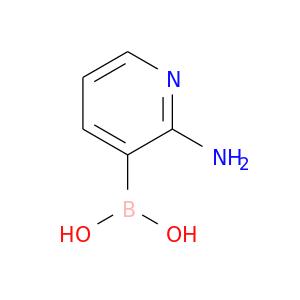 OB(c1cccnc1N)O
