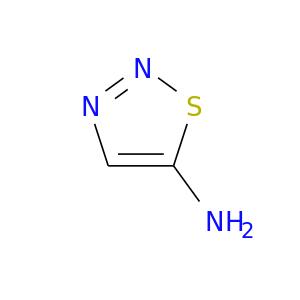 Nc1cnns1