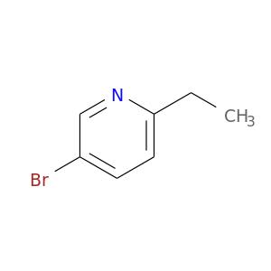 CCc1ccc(cn1)Br