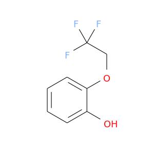 Oc1ccccc1OCC(F)(F)F