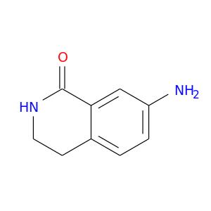 Nc1ccc2c(c1)C(=O)NCC2