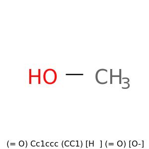 OC(=O)Cc1ccc(cc1)[N+](=O)[O-]