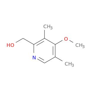 COc1c(C)cnc(c1C)CO